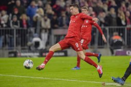 Bayern Munchen susah payah amankan kemenangan atas tim juru kunci