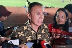 PSSI tak persoalkan kekalahan timnas dari Persita