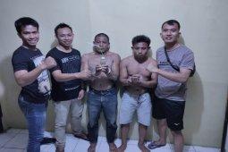 Polisi Selesai Binjai tangkap dua pemakai sabu-sabu