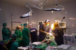 Polres Abdya bedah gratis 27 pasien bibir sumbing
