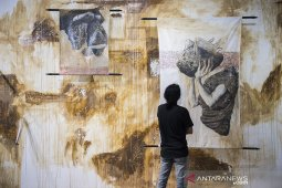 Pameran drawing Mantra