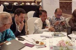 Bupati Gorontalo sampaikan kondisi danau Limboto di Bappenas