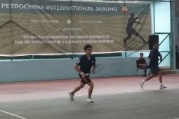 Tim Polda Jambi juarai Tenis K3 PetroChina 2020