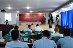 Imigrasi Kelas III Putussibau deklarasikan janji kinerja bebas korupsi