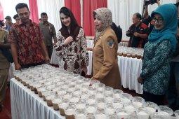 Kabupaten Kediri catat rekor MURI dawet lele terbanyak