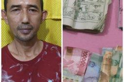Polsek Binjai tangkap pelaku perjudian togel