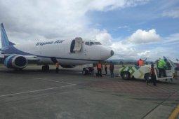 Plane overshoots runway at Sentani Airport, delays flights