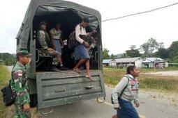 Indonesian soldiers bridge teacher shortage gap in Papua