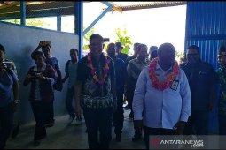 BUMDes Udapi Hilir Manokwari bangun pabrik tapioka melalui dana desa