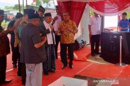 Wakil Presiden tandai awal pembangunan Pesantren An-Nawawi Tanara