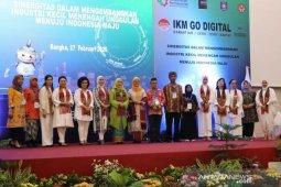 Pembukaan Workshop E-smart IKM Tingkatkan Produktivitas Pengrajin Babel