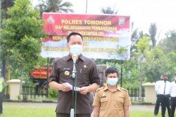 Wali Kota Caroll apresiasi pencanangan zona integritas menuju WBK -WBBM Polres Tomohon