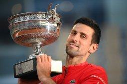 """Kiprah dominan """"Tiga Besar"""" di turnamen Grand Slam putra"""