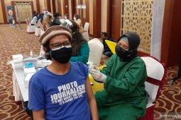 Vaksinasi COVID-19 di Provinsi Kepri  baru capai 28,63 persen