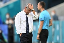 Santos: Saya bertanggung jawab atas kekalahan Portugal