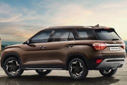 Ini tampilan Hyundai Alcazar pesaing Tata Safari dan MG Hector Plus