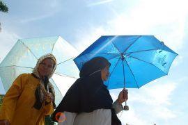 Riau saksikan equinox pada 22 September