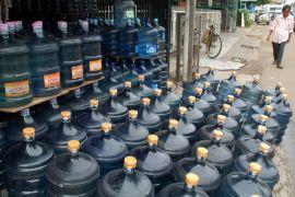 BBPOM Yogyakarta sita ribuan air minum kemasan