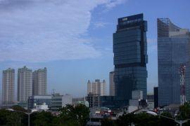Jakarta cerah sepanjang siang