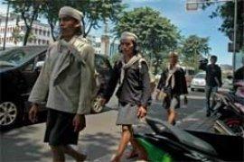 Lukisan Baduy Dipamerkan Di Jakarta