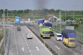 Menteri Hadimuljono tinjau kesiapan tol Brebes-Semarang