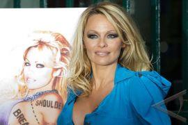 Pamela Anderson jadi penghias edisi terakhir Playboy