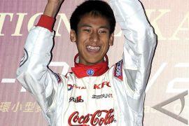 Sean incar tambahan poin pada seri terakhir Formula 3.5