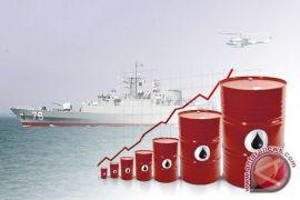 Harga minyak melonjak ke tingkat tertinggi sejak 2014