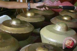 Mahasiswa China pentaskan musik gamelan