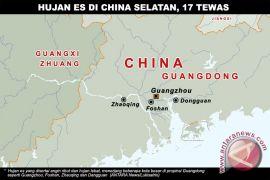 Kepolisian Tiongkok sita 1,8 ton bahan peledak di Xinjiang