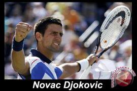 Djokovic taklukkan Nishikori pada pembukaan Madrid Terbuka 2018
