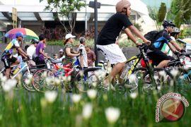Karanganyar dukung pencanangan Hari Bersepeda Nasional