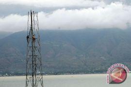 Tujuh tower komunikasi di Mentawai alami kerusakan