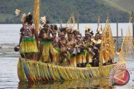 Bupati: pasang Danau Sentani tak halangi festival