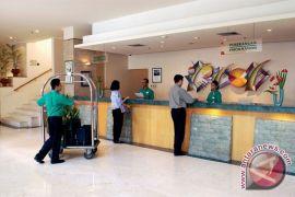 Tingkat hunian hotel di Bandarlampung naik