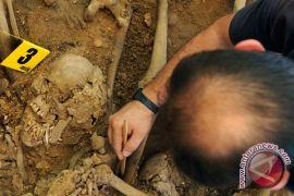 Warga Bintan temukan kerangka manusia saat garap lahan
