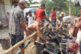 Sejumlah desa di Bojonegoro kesulitan air bersih
