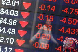 Pasar saham Australia dibuka turun tajam ikuti Wall Street