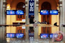 Bursa Spanyol ditutup menguat 1,09 persen