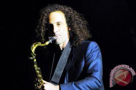 Kenny G akan tampil di Prambanan Jazz