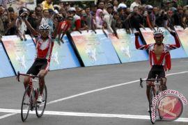 Ryan Ariehaan juara Tour de Siak 2013