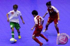 Kalahkan Makau 9-0, Timnas futsal putri Indonesia lolos delapan besar
