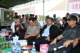 Kunjungan Komisi V DPR