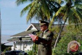Danrem Bengkulu resmikan Kodim daerah pemekaran