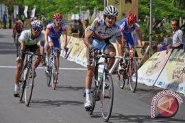 Kejuaraan sepeda gunung internasional di Lubuklinggau