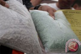 Polisi Binjai gagalkan peredaran 1.500 butir ekstasi