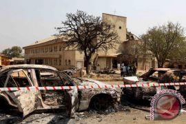 Penyerang ledakkan diri di Universitas di Nigeria