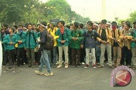 Mahasiswa kecewa gagal temui wali kota Bengkulu