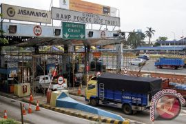 Jasa Marga benahi PKL Bekasi jelang pemberlakuan ganjil-genap