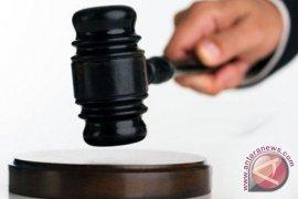 PN Jambi hukum polisi pemilik narkoba